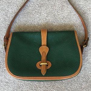 💕HP ⭐️ Dooney & Bourke pebbled Leather Crossbody